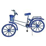 BESPORTBLE Retro Vintage Metall Fahrrad Modell Motorrad Modell Desktop Ornament Fenster Display...