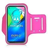 KP Technology Schutzhülle für Motorola Moto G8 Power-Armband, für Laufen, Radfahren, Wandern,...