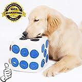 würfel hundespielzeug,schnüffelteppich intelligenzspielzeug für haustier,hund riechen trainieren...