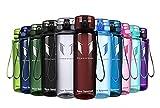 Super Sparrow Trinkflasche - Tritan Wasserflasche - 500ml - BPA-frei - Ideale Sportflasche - Sport,...