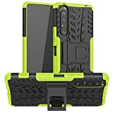 WenTian Sony Xperia 1 II (2020) Hlle, CaseExpert Hlle Abdeckung Cover Schutzhlle Tough Strong Rugged...