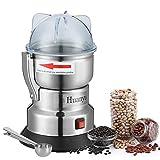 Huanyu 550w Getreidemühlen Elektrische Getreidemühle Multi-Zerkleinerer für Kaffeebohnen Gewürz...