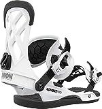 Union Contact Pro Herren Snowboard-Bindung, Größe L (10,5+) Weiß