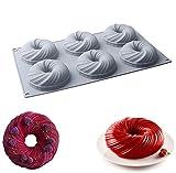 N / A 3D-Silikonform Süßigkeit Silikon Formen Schokoladenform Silikon Formen,Teiliges Set...
