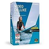 Video deluxe 2020 Plus – Für Filme, die begeistern|Plus|2 Geräte|unbegrenzt|PC|Disc|Disc