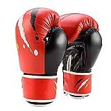 Pohove Boxhandschuhe, ergonomisch, Sanda, für Erwachsene, Kinder, mit magischen Aufklebern,...