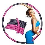 Hula Fitness Hoop Reifen, Gymnastikreifen, Die Zur Gewichtsreduktion und Massage Verwendet Werden...