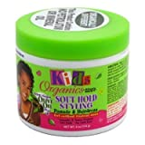 Africa's Best Africas Best Kids Org Pomade & Hair 4 Unzen Jar (3er-Pack)