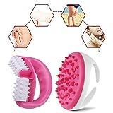 Massage, Anti Cellulite, Cellulite Massage Gerät, Anti Cellulite Roller, Massagebürste Für...