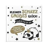 Babybuch – Mein erstes Jahr – zum Eintragen für Junge & Mädchen – Babytagebuch 21x21cm zum...
