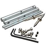 XUSHEN-HU Handwerkzeuge Pro Schraubenschlüssel Kamera-Objektiv-Reparatur-Öffnungs-Tool öffnen...