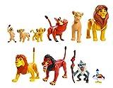 JP Lion King LNN08000 - Der König der Löwen Deluxe Figuren-Set Nylon/A