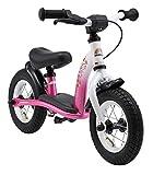 BIKESTAR Laufrad fr Kinder, mit Luftreifen und Bremsen, fr 2-jhrige, 10-Zoll-Reifen (25,4 cm),...