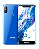 Dual Sim Smartphone ohne Vertrag Günstig, DOOGEE X70 Handy ohne Vertrag 4000mAh Akku 5.5 Zoll 19:9...
