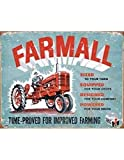 La Plakette Farmall – Modell A – Time Proved for Improved Farming