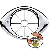 WMF Gourmet Birnen- und Apfelschneider Edelstahl Ø 9 cm, Obstschneider ideal für Äpfel und...