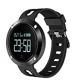 Brookfendi DM58 4.0 Smart Watch Herzfrequenzmesser Sport Schrittzähler Gesundheitsarmband...