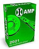1X-AMP – Audioplayer (2021er Version) Virtuelle Stereoanlage, Virtuelle Hifianlage, Jukebox und...