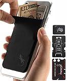 Gecko Travel Tech - Kartenhalter für Smartphones - Haftendes Kartenfach - Handytasche Handy-Tasche...