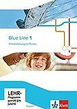 Blue Line 1. Ausgabe Bayern: Vokabelbungssoftware CD-ROM Klasse 5 (Blue Line. Ausgabe fr Bayern ab...