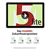 Huawei MediaPad M5 lite WiFi Tablet-PC 25,6 cm (10,1 Zoll), Full HD, Kirin 659, 3 GB RAM, 32 GB...