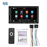 Auto MP5 Player 7 Zoll Bluetooth Stereo Radio Touchscreen Player 2 Din HD Mp5 Player Unterstützung...