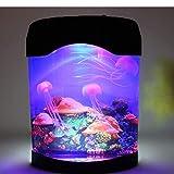 Gearmax® LED künstliche Quallen Aquarium Beleuchtung Jellyfish Dekoration Fisch Behälter...