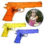 O&W Security 3X Wasserpistole mit Langer Wasserstrahl hochwertig aus ABS langlebig Mehrfarbig für...