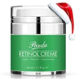 Retinol Feuchtigkeitscreme Creme-2019 Neu-2.5% Retinol Anti falten/aging Lift Creme für gesicht....