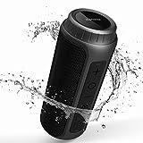 Zamkol 30W Bluetooth Lautsprecher, IPX6 Wasserdichter Wireless tragbarer TWS Kabelloser...