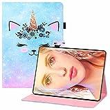 Jenmic Tablethülle für Samsung Galaxy Tab A8.0(2019)/T290/T295,personifizieren Süße Tier Muster...