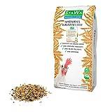 StaWa Hühnerfutter-Mix mit Kräuter, ohne Gentechnik, Alleinfuttermittel für Hühner, 25 kg