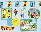 Benjamin Blümchen,Mottoset, 8 Kids, 69 Teile