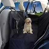 Hundedecke Auto Autoschondecke für Rückbank / Kofferraum Taschen Transportbeutel – Hunde...