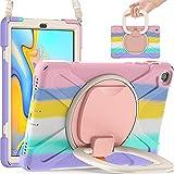 Kinder-Schutzhülle für Samsung Galaxy Tab A 10.1 (2019) T515/T510, robust, stoßfest,...