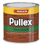 ADLER Pullex 3in1 Lasur Eiche 750 ml - Imprägnierlasur, Grundierung und Holzschutzlasur für Holz...