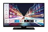 Techwood H32T52C 81 cm (32 Zoll) Fernseher (HD-Ready, Triple-Tuner, Smart TV, Prime Video, Works...