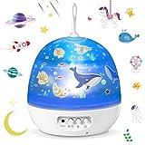Sternenhimmel Projektor Baby Nachtlichter Projektor Lampe Sternenhimmel Lampe Schlafzimmer Lichter...