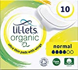 Lil-lets Organic Normal Pads, 0,103499 kg