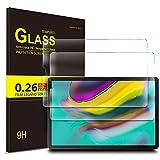 IVSO Displayschutz für Samsung Galaxy Tab S5e T720/T725 10.5, 9H Härte, 2.5D, Displayfolie...