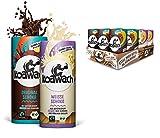 koawach Misch Masch (6 x Original Schoko. 6 x Weisse Schoko á 235ml) mit Koffein aus Guarana, bio...