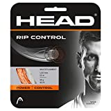 HEAD Unisex-Erwachsene RIP Control Set Tennis-Saite, orange, 18