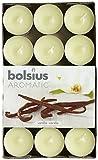 Aromatischen Vanille Duft Teelicht, Paraffin Wax, Vanille, 30Stück