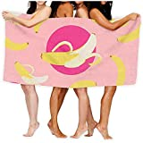 Like-like Badetücher Banana Ultra Soft Oversized Extra Large Badetücher - Ideal für den...