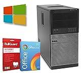 Multimedia Tower PC | Intel Core i7-2600@ 3,4GHz | 8GB | 128GB SSD + 500GB HDD | Windows 10 Pro |...