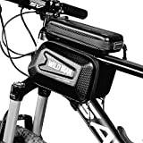 BeneU Fahrradtasche Fahrradrahmen Tasche Fahrrad Wasserdicht Touchscreen Fahrradlenker Vordertasche...