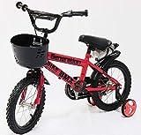 Generation BMX Kinderfahrrad 12' (rot)