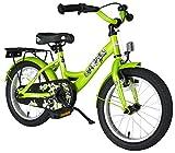 BIKESTAR Kinderfahrrad für Mädchen und Jungen ab 4-5 Jahre | 16 Zoll Kinderrad Classic | Fahrrad...