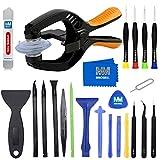MMOBIEL 24 in 1 Öffnungs Werkzeug Schraubenzieher Reparatur für diverse Tablets und Smartphones...