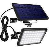 Baalaa 48 LED-Solarleuchten für den Außenbereich, solarbetrieben, Gartenlampe, wasserdichte...